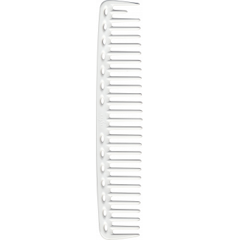 Расческа для стрижки  Y.S.PARK Professional  - 452 / Big Hearted Combs White