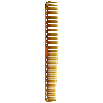 Расческа для стрижки 335 Y.S.PARK Professional Cutting Combs Camel