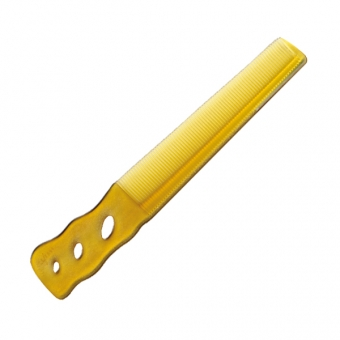 Расческа для стрижки  231 B2 Y.S.PARK Professional Combs  Normal Type Camel