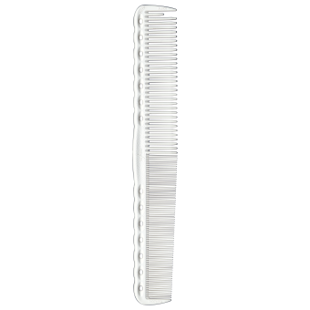 Расческа для стрижки 334 Y.S.PARK Professional  Cutting Combs White