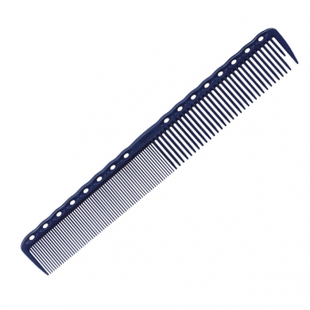 Расческа для стрижки 336 Y.S.PARK Professional Cutting Combs Blue