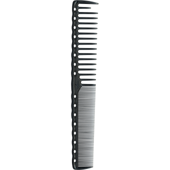 Расческа для стрижки 332 Y.S.PARK Professional  Cutting Combs Carbon