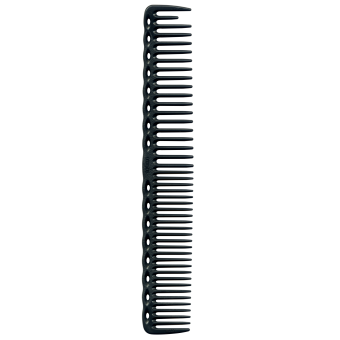 Расческа для стрижки 338 Y.S.PARK Professional Cutting Combs Carbon