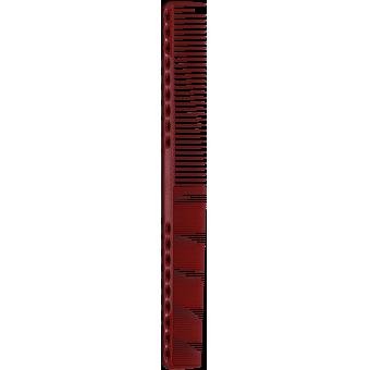 Расческа для стрижки 331 Y.S.PARK Professional  Cutting Combs Red