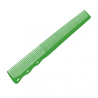 Расческа для стрижки  232 B2 Y.S.PARK Professional Combs Normal Type Green