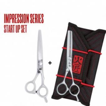 Набор ножниц Kasho Impression KBP-55 os