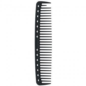Расческа для стрижки 402 Y.S.PARK Professional Big Hearted Combs Black